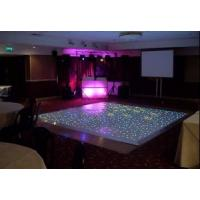 Buy cheap Waterproof IP67 RGB Color changing 330x330 12W led dancing floor light product