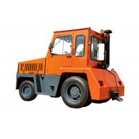 Buy cheap Seated Type Diesel Tow Truck Automatic Operating With 25 - 38 Tons Capacity product