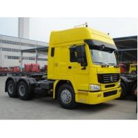 Buy cheap 400L Fuel Tank Prime Mover Truck 6x4 371hp Euro 2 ZZ4257S3241W from wholesalers