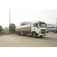 Buy cheap Sinotruk HOWO Diesel Fuel Tank Semi Trailer Perfect Driving Performance from wholesalers