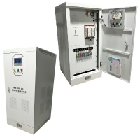 Buy cheap 380V 100KVA Three Phase Automatic Voltage Regulator product