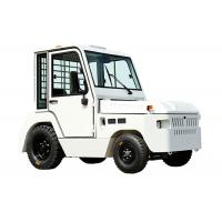 Buy cheap Four Seat Diesel Tow Tractor 32 Ton Airport Tow Tractor High Working Efficiency product