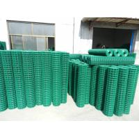 """Buy cheap PVC Welded Wire Mesh Green,2""""x2"""",1""""x1"""" product"""