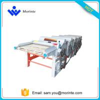 Buy cheap Textile fabric waste recycling machine product