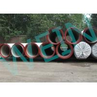 Buy cheap Steam Supply Jacking Concrete Lined Ductile Iron Pipe Environmental Friendly product