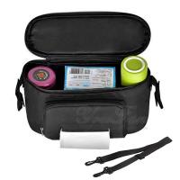 China Baby Stroller Organizer with 2 Cup Holders Stroller Bag on sale