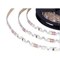 Buy cheap Flexible Bendable S Type LED Strip 12V / 24V 6 Watts SMD 2835 60LEDS / M from wholesalers