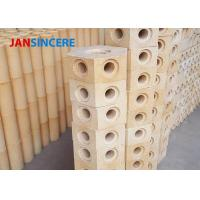 China Fireclay Anchor Alumina Silicate Refractory Brick Good Thermal Shock Resistance on sale