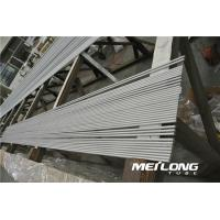 Buy cheap Monel 400 UNS N04400 Seamless Alloy Tube , Alloy Steel Seamless Tubes Bright Annealed product
