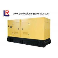 Buy cheap 50 Hz / 60 Hz Quiet Type Gensets Perkins Engine Power with Silent Canopy product