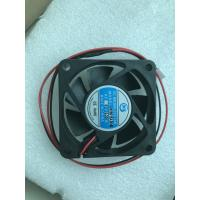 Buy cheap Small DC Motor Electronics Cooling Fan 60 X 60 X 15mm Moisture Protection IP55 from wholesalers