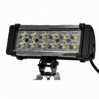 Buy cheap 36W High Power LED Lightbar, Suitable for Vehicles  product