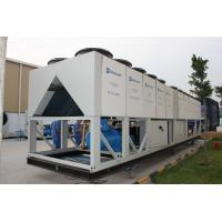Buy cheap Semi Hermelic Dual Screw R134a 1367.3kw Commercial Air cooled chiller product