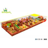 Buy cheap Commercial Centers Baby Indoor Playground Colorful With PVC Soft Covering product