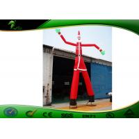 Buy cheap Christmas Clown Advertising 2 Legs Inflatable Advertising Man With Oxford Cloth product