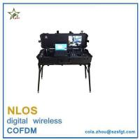 Buy cheap Portable COFDM wireless ground station for UAV communication from wholesalers