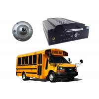 Buy cheap Auto 3G Mobile DVR Wifi GPS with Camera for Fleet Real time MDVR product