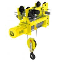 Standard Low Headroom Electric Hoist  2/1 Rope Reeving Remote Control