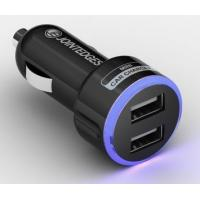 Buy cheap 5V 1A per port Usb Power Adapter for CC-Car / CU-Universal / CT-Travel Charger product