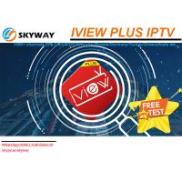 China Best Europe IPTV iview plus apk for UK DE Greece adult channels support android tv box android phone on sale