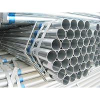 Buy cheap China welded hdg hot-dip galvanized steel pipe or hot deep galvanised steel tube product