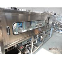 Buy cheap Compact Industrial Drinking Water Filling Machine / Water Bottling Machine product