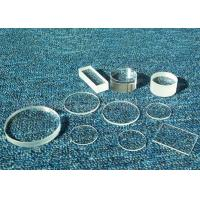 Buy cheap Colorless Borosilicate Optical Quality Glass High Temperature Resistance product