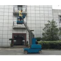 Buy cheap Z4106 3m Self Propelled Aerial Work Platform With 360 Degree Rotation product