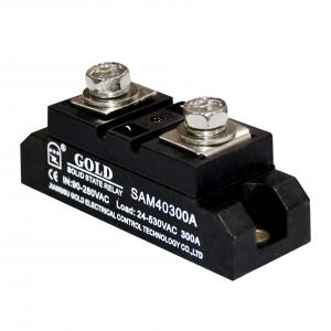 Buy cheap High Voltage Single Phase SSR 220v Ac 150a product