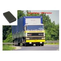 Buy cheap Black Color Large Battery Magnetic GPS Tracker For Long Standby Time , 10000mAh product