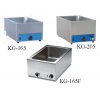 Buy cheap Kitchen Food Preparation Equipments Stainless Steel Electric Bain Marie For Food Warm product
