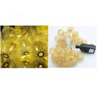 Buy cheap Copper Wire LED Fairy String Lights Xmas EU / US Plug For Different Countries product
