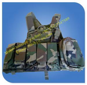 Buy cheap multi pocket military tactical vest bulletproof vest safety vest security vest from wholesalers