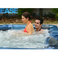 Buy cheap 1-speed, 3HP massage outdoor hydro hot tub with balboa GS510SZ control system, 4 seats product