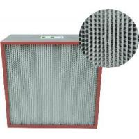 Buy cheap Deep-Pleated HEPA Filter product