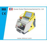 Buy cheap Laser Car Key Cutting Machine Muitl Language Tubular Key Duplicator from wholesalers