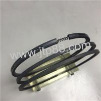 China DongFeng Cummins Excavator Engine Parts / 6CT Cast Iron Piston Rings C3921919 on sale