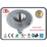 Buy cheap 20W 1800LM 80Ra Dimmable Indoor LED Spotlight Super Bright For Indoors product