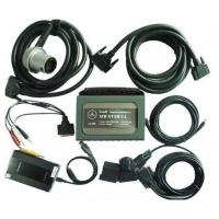 Buy cheap Mercedes Benz OBD Diagnostic Tools Compact4 with 4 PIN, 38 PIN, 14 PIN Truck Cable product