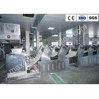 Buy cheap 2 to 14 tons flour using fresh noodle production line making Ramen Noodle from wholesalers