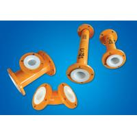 Buy cheap PTFE Steel-plastic Component Pipe product