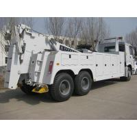 Buy cheap Integrated tow truck road wrecker product