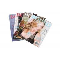 Buy cheap CMYK Color Print  Glossy Photo Free Adult Magazine Printing Services Fashion product