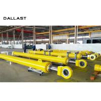 Quality Industry Flange Hydraulic Oil Cylinder 25MPa Working Pressure for Dam Gate for sale