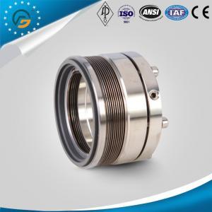 Buy cheap Metal Bellows Mechanical Shaft Seal , High Temperature Balanced Mechanical Seal product