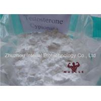 Infertility Treatment Strongest Testosterone Steroid Injectable Testosterone Cypionate Steroid CAS:58-20-8