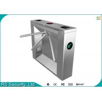 Buy cheap Civilized Access Tripod Turnstile Security Systems Bridge Type Tripod Turnstyle product