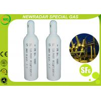 Buy cheap Industry Electronic Gases Sulfur Hexafluoride Gas Gaseous Dielectric Medium product