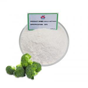 Buy cheap 0.45g/ml 700-06-1 Indole 3 Carbinol Powder , Indole 3 Methanol Powder Intermediates product