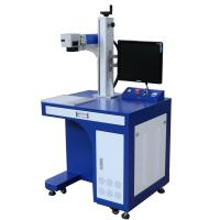Buy cheap Jewelry cutting engraving Industrial Laser Marking Machine 30W 50W With Raycus from wholesalers